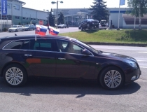 Autovlajky SR