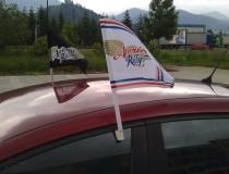 Zábavné autovlajky