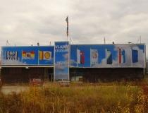 Reklamné vlajky 1