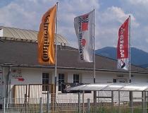 Reklamné vlajky 2