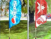 Reklamné vlajky 4