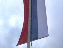 Spoľahlivé uchytenie zástavy na stožiari