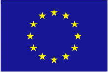 Flag of Europe horizontal