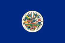 Vlajka Organizácie amerických štátov