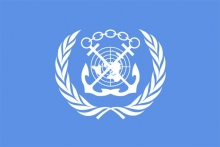 Vlajka Medzinárodnej námornej organizácie