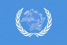 Vlajka Svetovejej poštovej únie