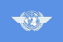 Vlajka Medzinárodnej organizácie civilného letectva