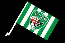 1. FC Tatran Prešov športová autovlajka