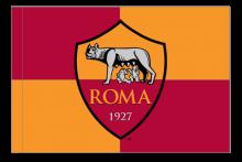 AS Rím športová vlajka s tunelom