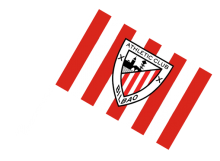 Athletic Bilbao športová autovlajka