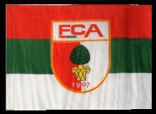 Augsburg športová vlajka s tunelom