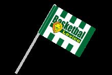 Basketbal Levice športová vlajka s plastovou tyčou