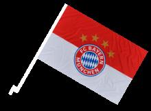 Bayern Mníchov športová autovlajka