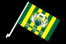BC Prievidza športová autovlajka