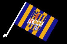 DAC Dunajská Streda športová autovlajka