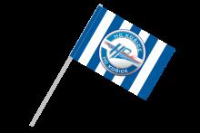 HC Košice športová vlajka s plastovou tyčkou