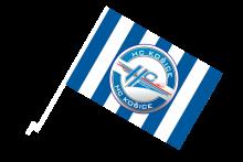 HC Košice športová autovlajka
