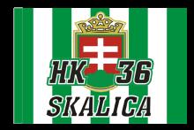 HK 36 Skalica športová vlajka s tunelom