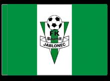 Jablonec športová vlajka s tunelom