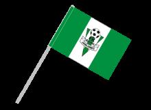 Jablonec športová vlajka s plastovou tyčou