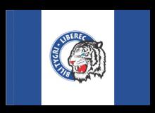 Liberec športová vlajka s tunelom