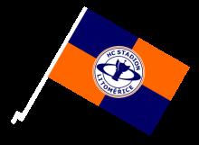 Litoměřice športová autovlajka
