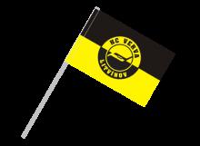Litvínov športová vlajka s plastovou tyčou