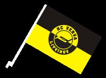 Litvínov športová autovlajka