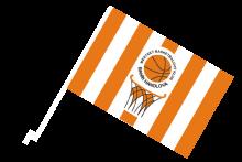 MBK Baník Handlová športová autovlajka