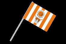 MBK Baník Handlová športová vlajka s plastovou tyčou