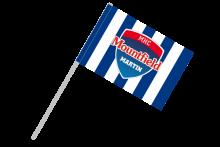MHC Mountfield Martin športová vlajka s plastovou tyčkou