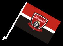 Mountfield Hradec Králové športová autovlajka