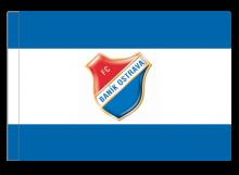 Ostrava športová vlajka s tunelom