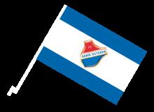Ostrava športová autovlajka