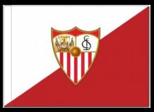 Sevilla športová vlajka s tunelom