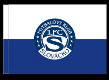 Slovácko športová vlajka s tunelom