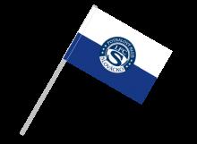 Slovácko športová vlajka s plastovou tyčou