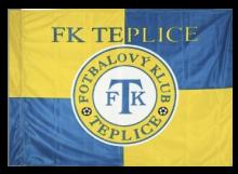 Teplice športová vlajka s tunelom