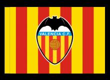 Valencia športová vlajka s tunelom