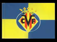 Villarreal športová vlajka s tunelom