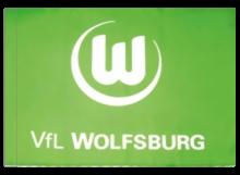 Wolfsburg športová vlajka s tunelom