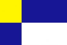 Vlajka Bratislavského kraja