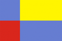 Vlajka Nitrianského kraja